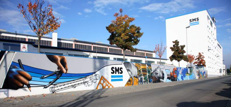 Buss-SMS-Canzler celebrates its 100th anniversary