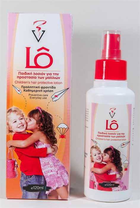 LO CHILDREN'S HAIR PROTECTIVE LOTION