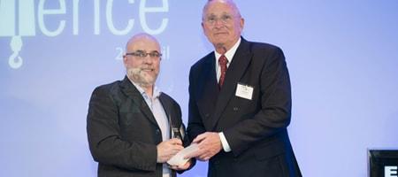 Collett Collect ESTA Award for Excellence