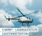 CHARM - Lasergestützte Gasferndetektion