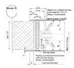 Aluminium Porthole Design C