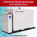 Промышленный электрический парогенератор HOT MASTER SG15