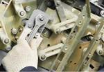 Fabrication de machines-outils pour l'industrie