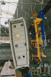 Aircraft parts vacuum lifter