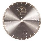 Disc for concrete cutting.
