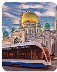 Halal Moscow Stopover Tour
