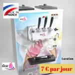 Machines à glace Italienne Made In France