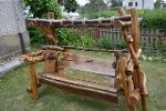 Дубовая мебель для дома и сада. Столярные изделия.