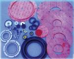 Componentes para instalaciones de gas