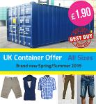 Mens & Ladies Summer Clothing OFFER UK