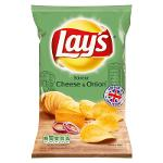 Chips cheese et oignon 120g - LAY'S