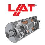 Мотор-барабаны ЛАТ, приводы конвейеров LAT, RULMECA, HIMMEL