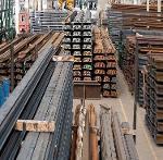 Лом железнодорожных рельс