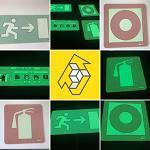 Sinalização Fotoluminescente e de Segurança