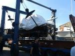 Empresa de transporte marítimo internacional
