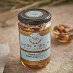 Miele con frutta secca