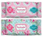 Freshmaker Vintage Wet Wipes
