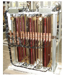 Regulating transformers oilcooled