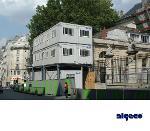 Construções modulares