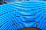 Труба полиэтиленовая пищевая Danaplast синяя