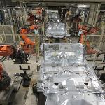 Volvo Car Body Production Lines