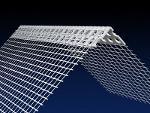 Renderplas PVC EWI corner bead 150 x 100mm mesh