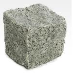 Adoquines de pavimentación de granito gris