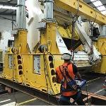 Pórticos Hidráulicos até 500 toneladas