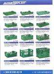 Ящики пластиковые для овощей