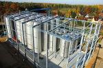 Aseptic automated tank rooms for NFC juices and concentrates