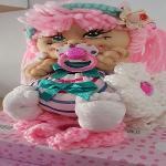 Muñeca artesana