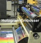 Hologram embosser