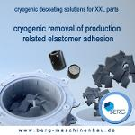 Dégommage cryogénique de gros composants