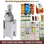 Tortitas de arroz máquina (máquina de la panadería)