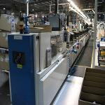 Automotive Interior Fabrication and Assembly Lines
