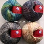 Hand knitting yarn, Yarn