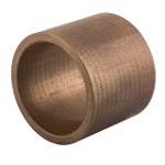 Sintered bronze sliding bearing