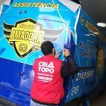 Decoração de viaturas, car wrap em Lisboa