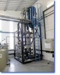 Distillation HF and HCl