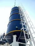 STs cement silo