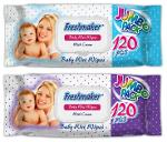 Freshmaker Baby wet wipes
