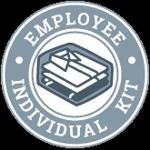 Employee individual kit