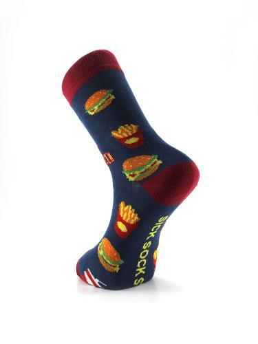 Designed Cotton Socks