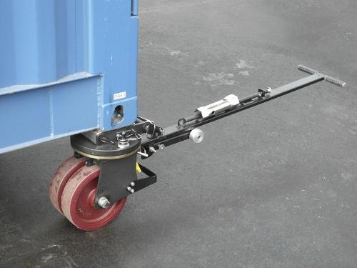 Jeu de roues pour conteneurs 4336 - 4 - 32 t