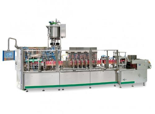 Pouch-Packaging Machines  FM 215 to FM 515
