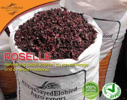 Hibiscus Roselle Dry flower