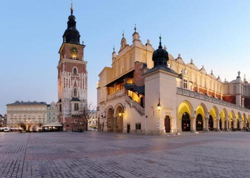 Kraków- Polish treasure 120EUR/pp*