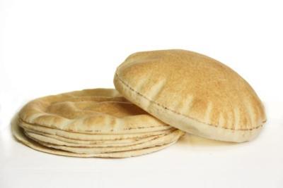 Pan Árabe Libanés (30 bolsas – 180 Uds.) – Lebanese bread (3