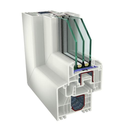 pvc-windows gealan s7000-iq-plus