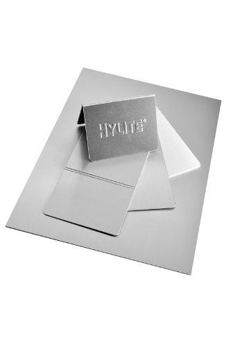 HYLITE® , Facettenreich - durch kompakten oder geschäumten ...